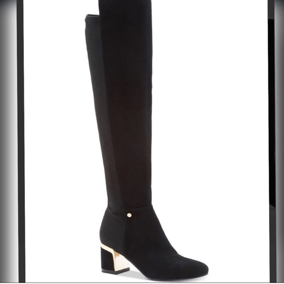 Dkny Shoes - DKNY knee high boots